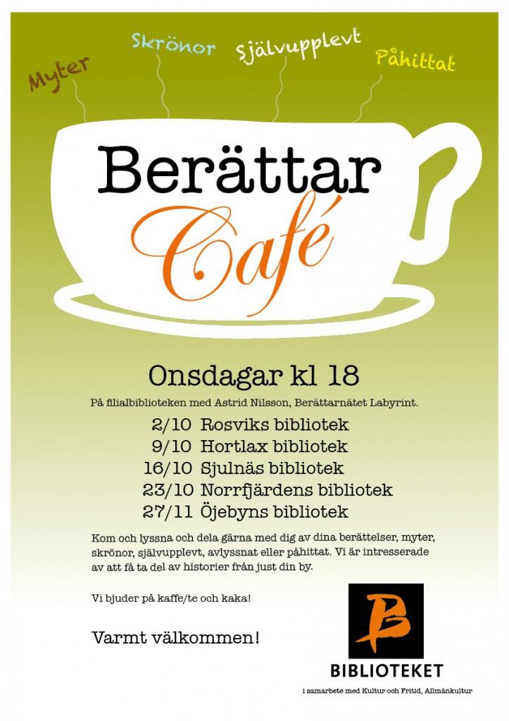 Berättarcafe