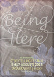 Being Here Flyer180x255